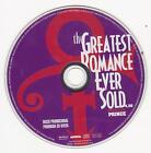"Prince ""Greatest Romance Ever Sold"" RARE 1trk Spanish PROMO CD"