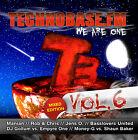 CD TechnoBase FM Vol 6 von Various Artists 2CDs