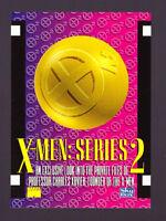 1993 Skybox Marvel X-MEN Series 2 Complete Card Set