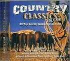COUNTRY CLASSIC VOL 1 CD HANK WILLIAMS PATSY CLINE D352