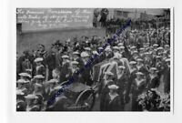 rp7056 - Duke of Argyll Funeral , East Cowes Isle of Wight - photo 6x4