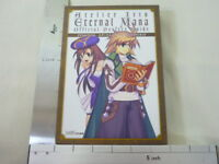 ATELIER IRIS Eternal Mana Perfect Game Guide Complete Set Japan Book PS2 EB9558*