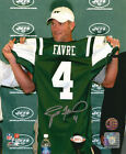 JETS Brett Favre signed 8x10 photo AUTO w/ COA HOLO Autographed packers New York