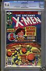 X-Men #123  CGC 9.6  NM+  WHITE Pages Universal CGC #0711898001