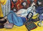 "HENRI MATISSE ~ Odalisques 1928 ~ CANVAS ART PRINT 16""X 12"""