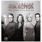 Battlestar Galactica - The Complete Series (DVD, 2010, 26-Disc Set)