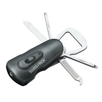 Swiss+Tech Swivel Tool 8-in-1 with Bottle Opener - KSTCBK-OP - ST60320