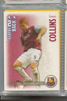 James Collins - West Ham - Football / Soccer Collector Card