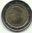 manueduc BELGICA 2 Euros NORMAL 2008 2006 2005 2003 2002 RAROS ELIGE AÑO Nuevas