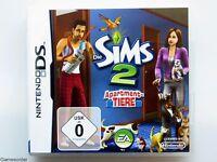 Die Sims 2 Apartmenttiere / Apartment - Tiere  ~Nintendo DS DSi ~