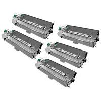 5PK Sharp AL-100TD ( Sharp AL100TD) Compatible Laser Toner Cartridge Developer