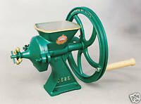 Grain mill Hand grinder DIAMOND with Steel rollers NEW
