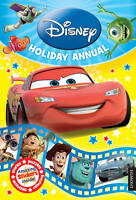 Disney Pixar Holiday Annual (Holiday Annuals 2012)  Very Good Book