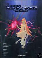 Xenogears Art Book PERFECT WORKS the Real thing Japan