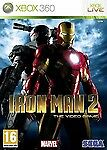 Iron Man 2: The Video Game (Xbox 360), Excellent Xbox 360, Xbox 360 Video Games