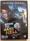 Steven Seagal Born To Raise Hell ~2010 Arti Marziali ACTION THRILLER DVD
