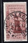 FRANCOBOLLI Regno Italia 1932 Giuseppe Garibaldi 2,50 lire + 50 c.