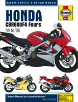NEW HAYNES MANUAL HONDA CBR 600 F(4) -X 1999