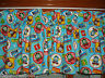TRAIN Engine lined PREMADE VALANCE with THOMAS & FRIENDS percy JAMES blue fabric