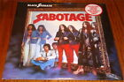 BLACK SABBATH SABOTAGE COLLECTORS LIMITED EDITION HIGH QUALITY COLORED VINYL LP