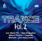 CD Trance 2 di Various Artists dal The World Of Serie 2CDs