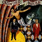 Crowded House Self-Titled Cassette 1986
