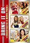 Bring It On: Cheertastic 3-Movie Pack (DVD, 2010, 2-Disc Set, WS)