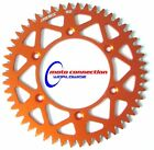 RFX Rear sprocket 50 Teeth ORANGE KTM SX SXF EXC 125 150 250 350 450 505 00-17