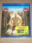 BLU RAY + DVD / ZOOKEEPER / KEVIN JAMES / NEUF SOUS CELLO