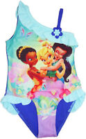 NWT Disney Fairies Tinker Bell TinkerBell & Friends Swimsuit Size 2-3Years