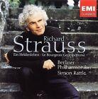 Richard Strauss - : Ein Heldenleben; Le Bourgeois Gentilhomme (2006)