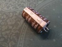 1 x Electrolytic Capacitor 680uF 200V 85 Degree Snap In  Samwha