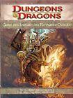 JDR RPG JEU DE ROLE DUNGEONS ET DRAGONS 4 GUIDE DES JOUEURS DES ROYAUMES OUBLIES