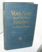 Albert Krecke - Vom Arzt und seinen Kranken