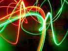 5x LLAVEROS LED COLORES IDEAL FOTOGRAFIA EFECTO NEON DISCO ENVIO DESDE ESPAÑA