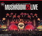 MUSHROOM 25 Live Concert Of The Century OZ 3 CD Set New 1998