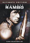 Rambo Trilogy: Ultimate Edition (First Blood/Rambo: First Blood Part II/Rambo I