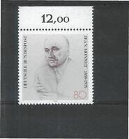 BRD BUND Oberrand postfrisch ** MiNr. 1372 Jahrgang 1988 Rand Briefmarke