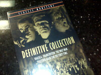 The Classic Monsters Collection (DVD 3-Disc Set) NEW!