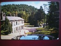 POSTCARD WARWICKSHIRE LICKEY HILLS - THE OLD ROSE & CROWN 1960'S