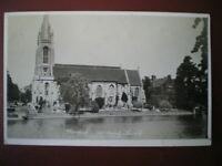 POSTCARD RP BUCKINGHAMSHIRE MARLOW ALL SAINT'S CHURCH
