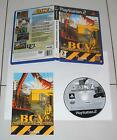 PS2 Playstation 2 - BCV Battle construction vehicles - PAL