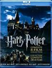 Harry Potter 8 Film Collection (Blu-ray Disc, 2011, 8-Disc Set, Canadian French)