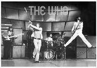 Poster The WHO - on Stage ca85x60cm NEU 14917