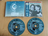 """Various artists """"Hills of home - 25 years of folk music on ROUNDER records"""" 2CD"""