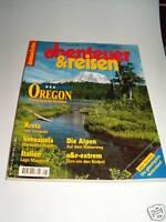 Abenteuer&Reisen:Das Erlebnis-Magazin 8/94 USA Oregon