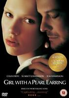 Girl With A Pearl Earring [2004] [DVD], Good Condition DVD, Scarlett Johansson,