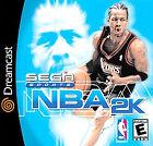 NBA 2K - Sega Dreamcast