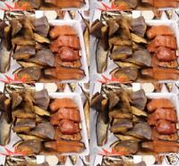 1kgHeiß Gräucherter Stremel Lachs Fische  Räucherfisch