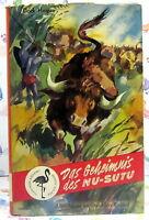 Buch (s) - DAS GEHEIMNIS DES NU-SUTU - Dock Hogue